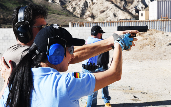 Intro to Defensive Handgun